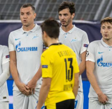 5 главных мыслей после матча «Боруссия» Дортмунд – «Зенит»