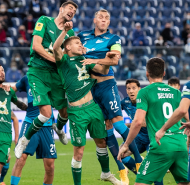 5 главных мыслей после матча «Зенит» – «Рубин»